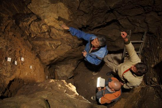 Top ten russia denisova cave sampling