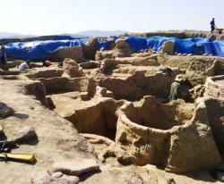 Tovuz archeology 070715