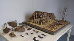 Un site archeologique du neolithique lannion