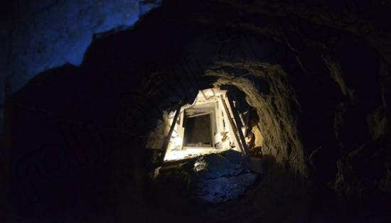 Underground gateway giza