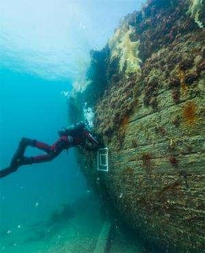 Underwaterar