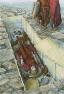 Vikinggrav