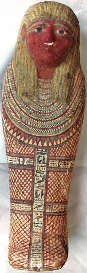 W1013 egyptian mummy baby 600bc