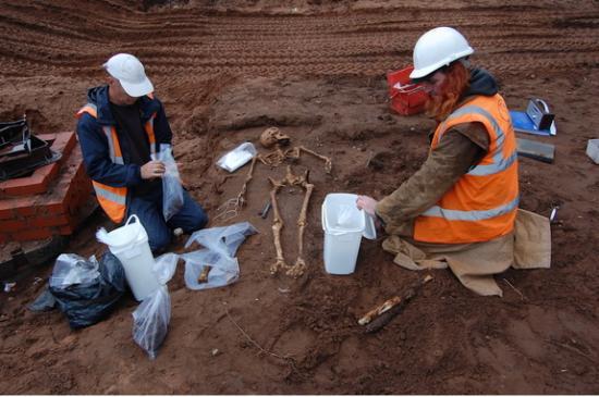Warwickshire skeletons 2